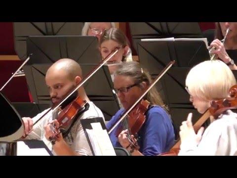 Sonoma State University Symphony Orchestra Inaugural Performance