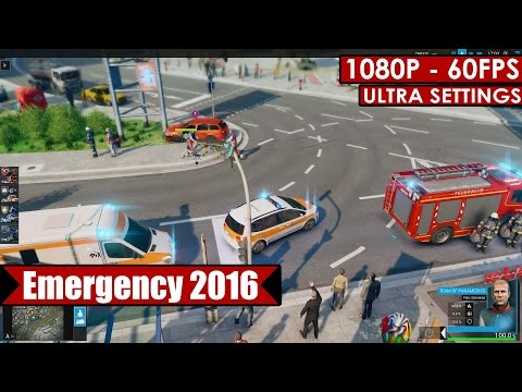 Emergency 2016 gameplay PC HD 1080p60fps
