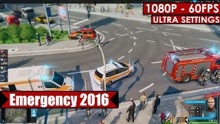 Emergency 2016 gameplay PC HD [1080p/60fps]