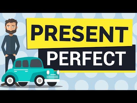 Просто о Present Perfect