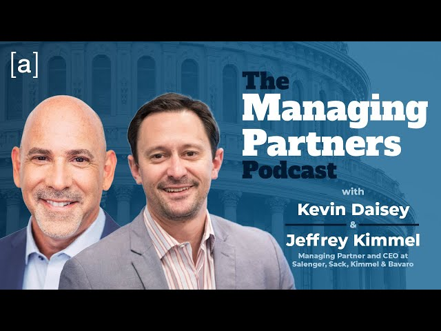 Jeffrey Kimmel - Managing Partners Podcast