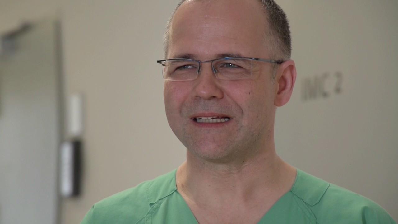 Sylvio Schmoger | Gesundheits- und Krankenpfleger IMC am CTK