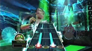 Guitar Hero: World Tour Wii Gameplay