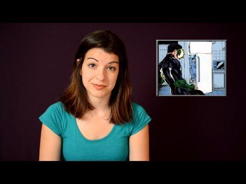 #2 Women in Refrigerators (Tropes vs. Women)