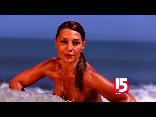 La colombiana Amparo Grisales aún deslumbrando con su belleza a sus 60 años