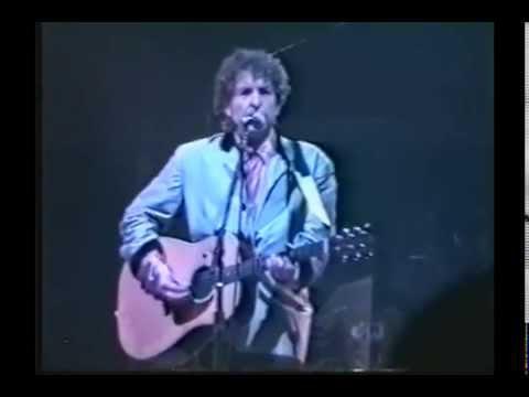 Bob Dylan Philadelphia, PA  (16-Dec-95)