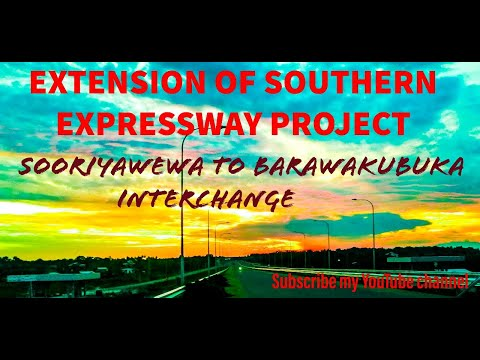Extension Of Southern Expressway Project Section 3