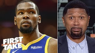 Jalen Rose predicts the Raptors will upset the Warriors in the NBA Finals | First Take