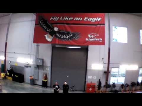 AR.Drone 2.0 Video: 2012/12/31 WyoTech Long Beach