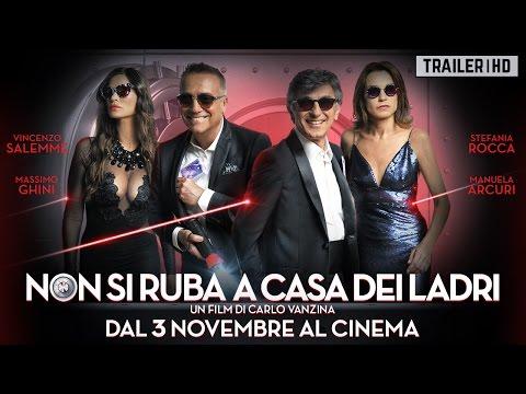 Non si Ruba A Casa Dei Ladri - Trailer Ufficiale HD