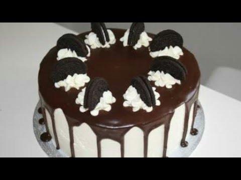 Oreo cake recipe in malayalam/without oven#oreocake - YouTube