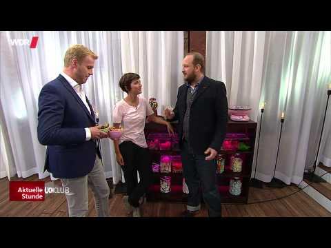 Cameoauftritt im WDR Fernsehen: News trifft Couch