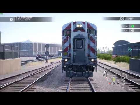 Train sim world 2020 caltrain gallery cab car  