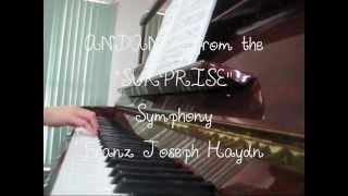Franz Joseph Haydn - Andante from the Surprise Symphony.wmv