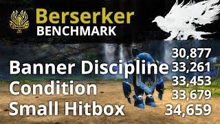 GW2: Condi Banner Warrior (Discipline) [34659 DPS]