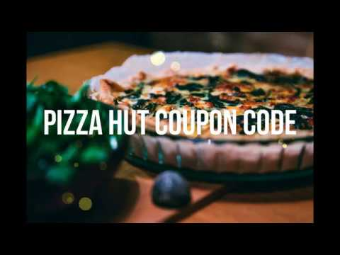 50% Off Online Order Pizza Hut Coupon Code 2018