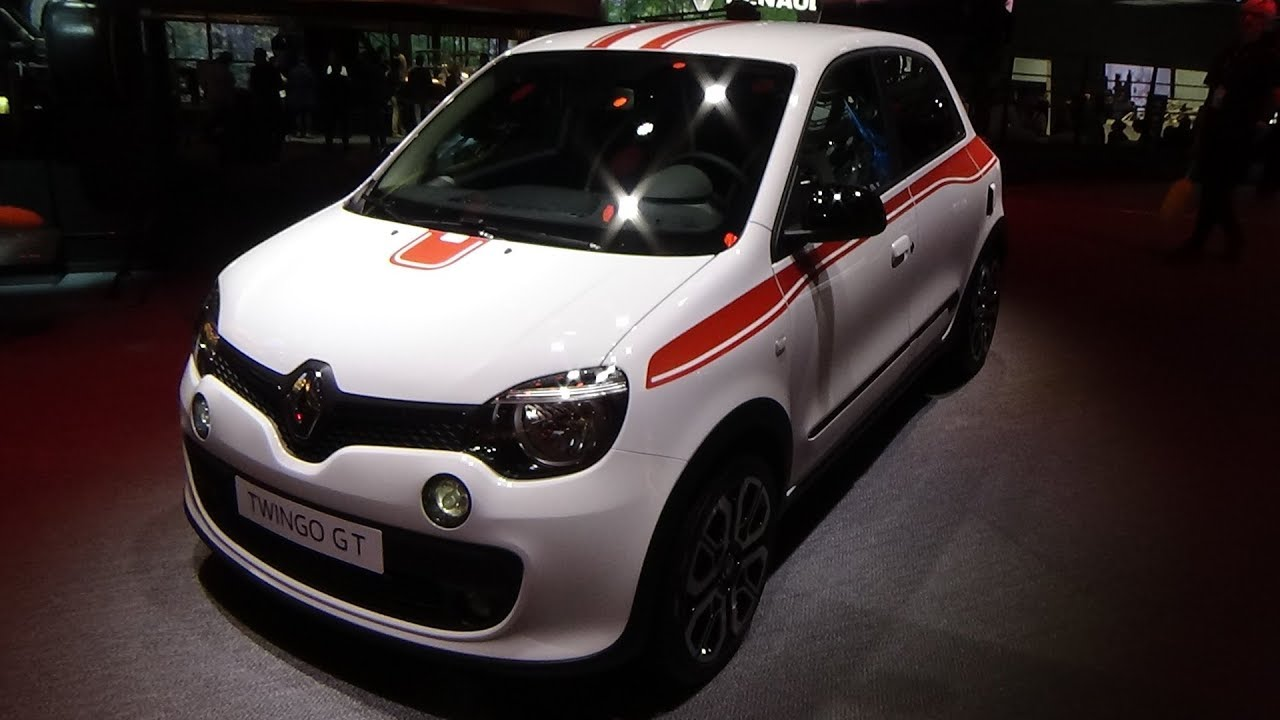 2018 renault twingo gt energy tce 110 exterior and interior iaa frankfurt 2017 youtube. Black Bedroom Furniture Sets. Home Design Ideas