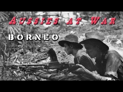 Australian World War Two History, Labuan Island, Borneo, Malaysia