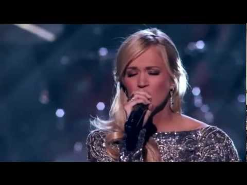 Carrie Underwood with Vince Gill - How Great Thou Art [Live]