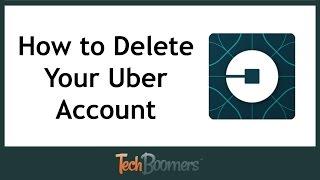 How Delete Your Uber Account