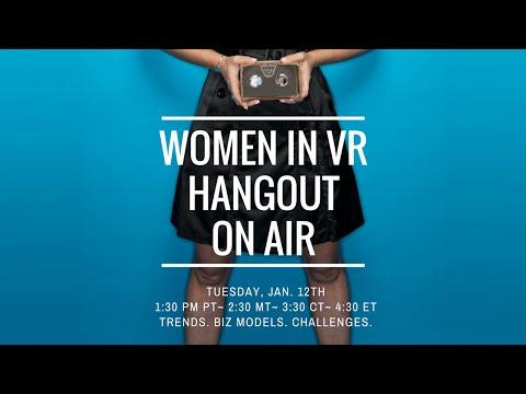 Women in Virtual Reality