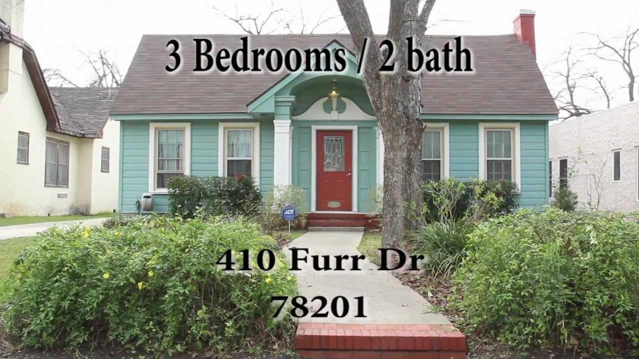 home for sale in historic monticello park 410 furr san antonio tx rh youtube com