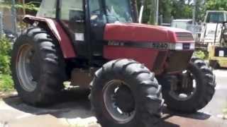 1996 case ih 5240 wheeled tractor on govliquidation com
