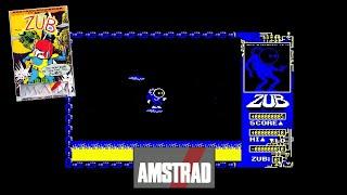Amstrad CPC Games - Zub
