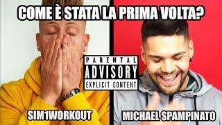 INTERVISTA DOPPIA - SIM1WORKOUT & MICHAEL SPAMPINATO