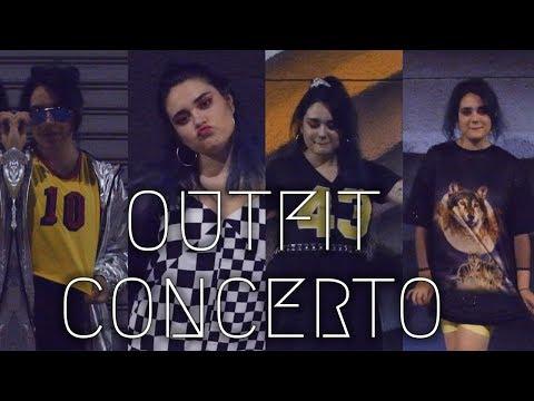 SCEGLIETE IL MIO OUTFIT: CONCERTO HALSEY | Muriel