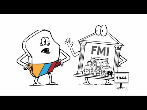 Comment fonctionne le FMI (Fonds Monétaire International) ? A quoi sert-il?