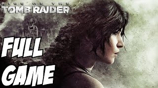 Rise of the Tomb Raider Gameplay Walkthrough Part 1 Full Camapign Story Let's Play 1080p HD Review