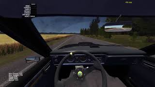 My Summer Car Over 300km/h Crash + Save Game