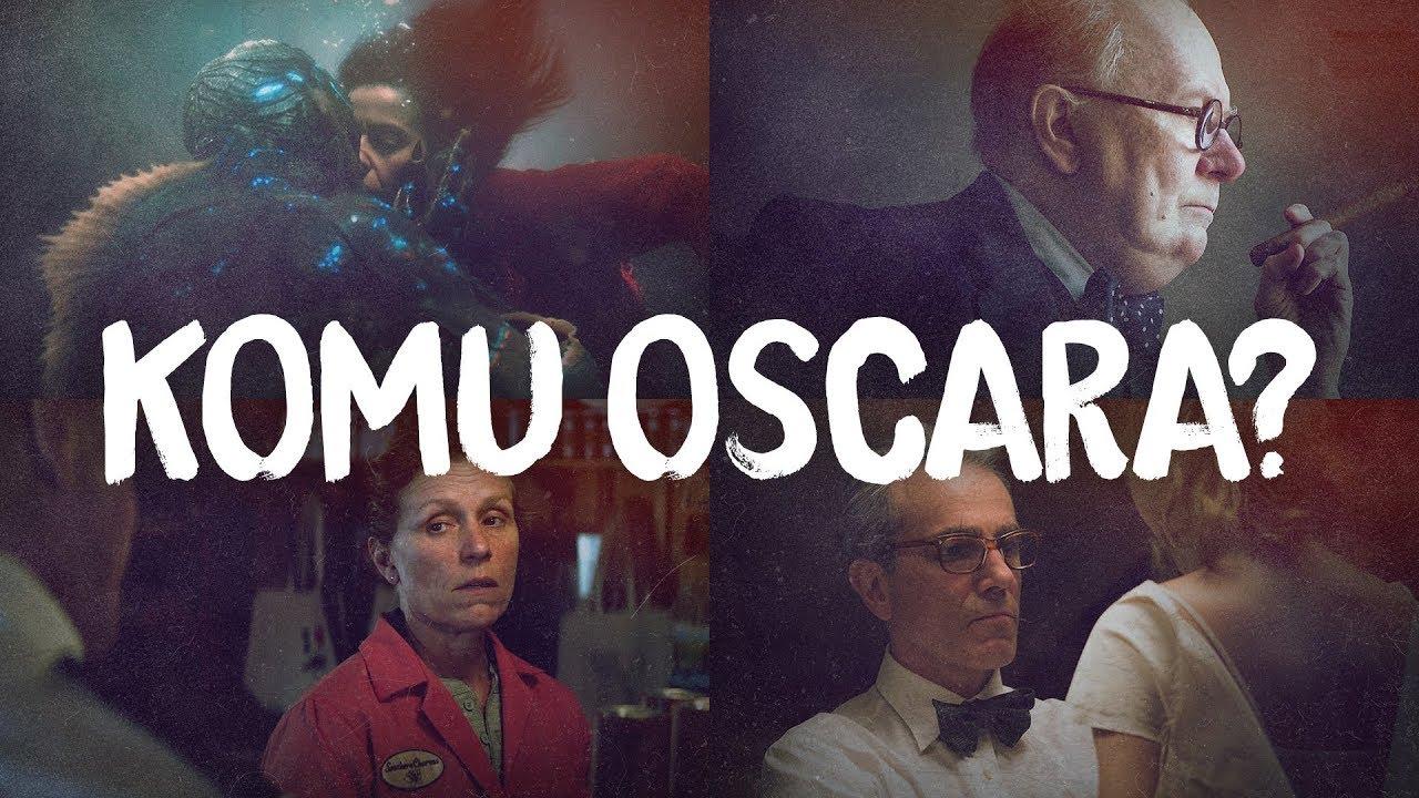 Kto powinien dostać Oscara?