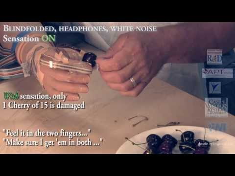 New artificial, bionic hands start to get real feelings