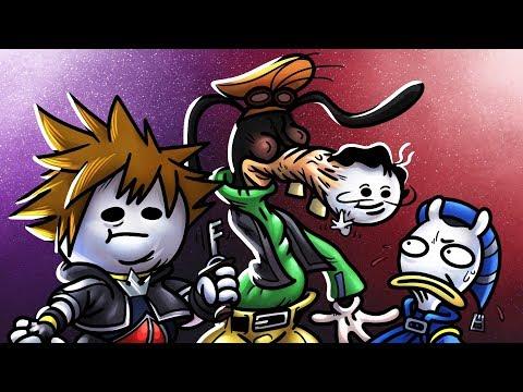 Oney Plays Kingdom Hearts 2 - EP 1 - Roxas the Child