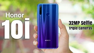Huawei Honor 10i - Full Review Of Specifications | Xiaomi Is In Danger!
