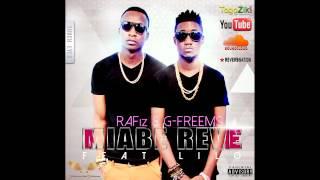 G Freems Raf Iz Feat Lilo Miabé Rêve