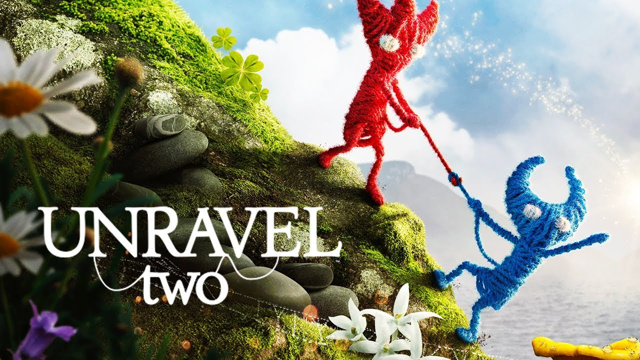 UNRAVEL 2 Full Gameplay Walkth...