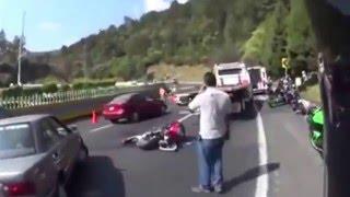 Acidente FATAL en Autopista del SOL