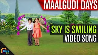 Sky is Smiling | Maalgudi Days | Anoop Menon, Bhama |Official Video song HD