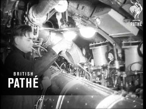 Submarine & Frigate Exercises (1958)