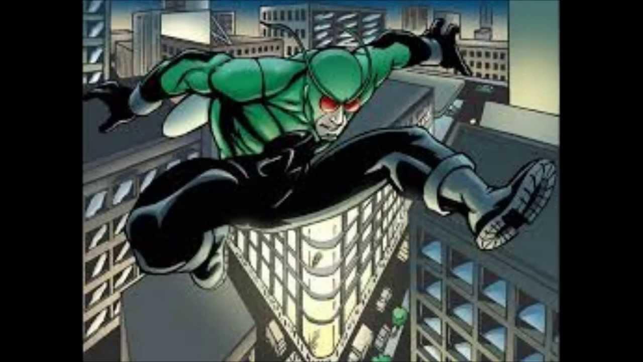 Homem grilo o super herói brasileiro - YouTube