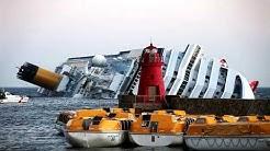 TOP 5 laiva onnettomuudet
