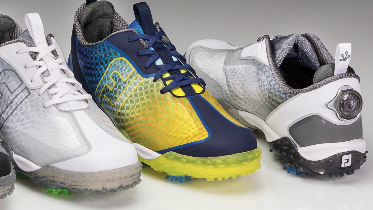 FootJoy Freestyle 2.0 Golf Shoes - YouTube d2acb350f
