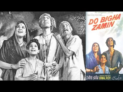 Do Bigha Zamin (1953)Hindi Full Movie |Balraj Sahni Movies | Nirupa Roy Movies | Meena Kumari