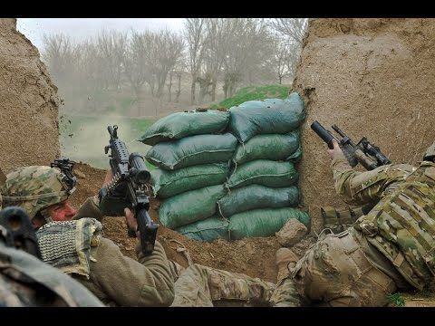 Unknown Heroes combat music  from Bala Murghab Afghanistan
