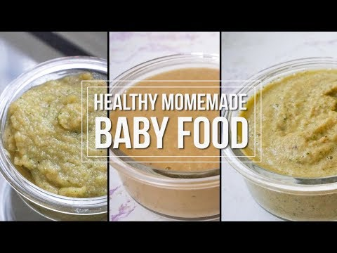 Healthy Homemade Baby Food Get Rid Of Allergies And Eczema (Part 2)