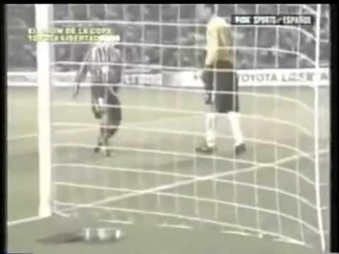LDU 3 X 0 São Paulo - Libertadores 2004