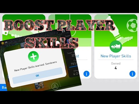 Download All About Player Skill Boost Tickets Pes 2k19 MP3